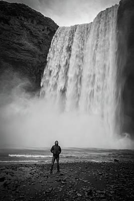 Photograph - Adam by Bill Martin