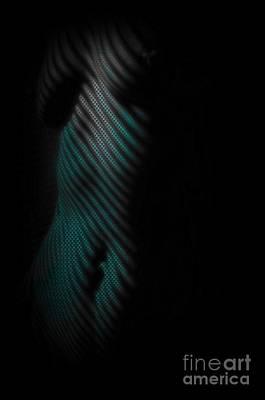 Hidden Desires Digital Art - Adoration by Eva Maria Nova