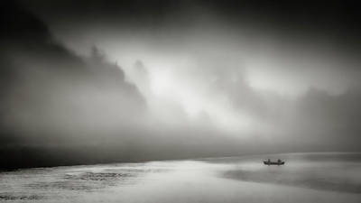 Photograph - Adrift by Don Schwartz