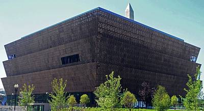 African American Museum 1 Art Print