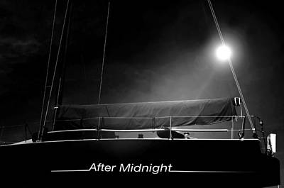 Photograph - After Midnight by Diana Angstadt