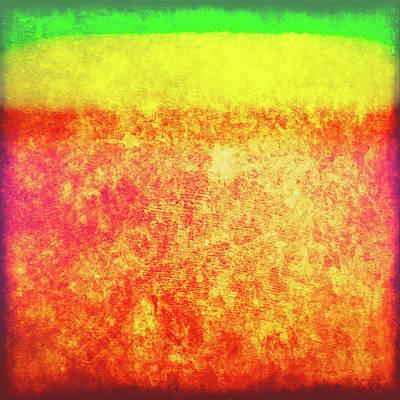 Digital Art - After Rothko 8 by Gary Grayson