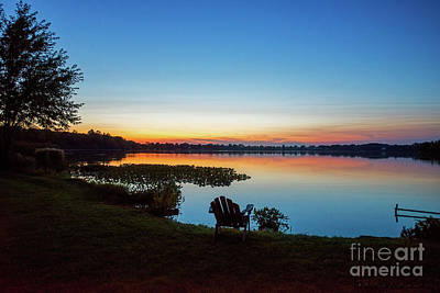 Photograph - After Sunset by David Arment