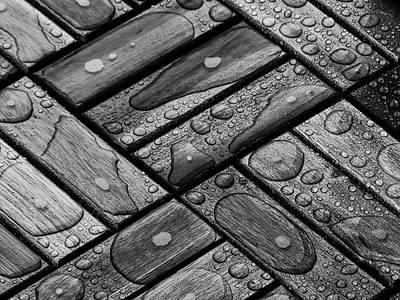 Photograph - After The Rain by Heinz Hummel