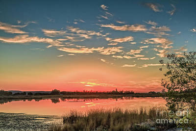 Photograph - Afterglow by Robert Bales