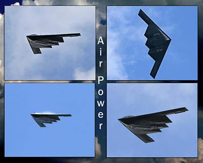 Photograph - Air Power by John Freidenberg