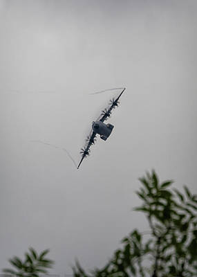 Photograph - Airbus A400m by Shirley Mitchell