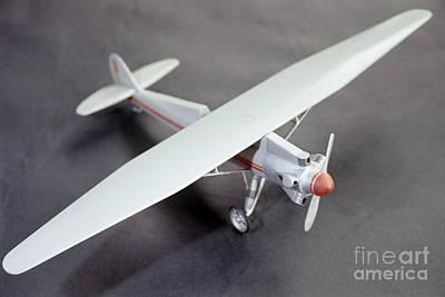 Model Aircraft Photograph - Aircraft Designed By Sergei Korolev by RIA Novosti