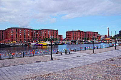 Photograph - River Mersey - Liverpool by Doc Braham