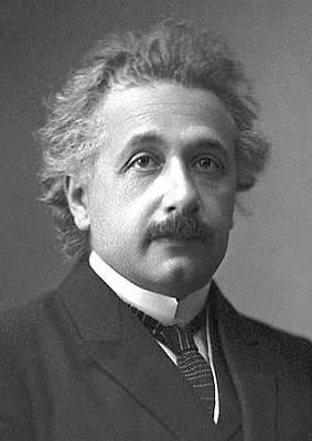 Emc2 Pyrography - Albert Einstein by Artistic Panda