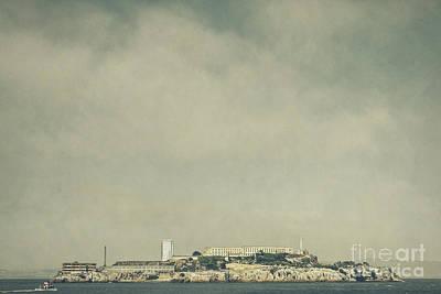 Photograph - Alcatraz by Andrew Paranavitana