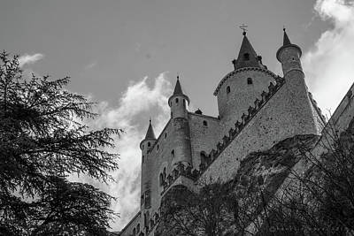 Photograph - Alcazar Of Segovia Spain  by Henri Irizarri