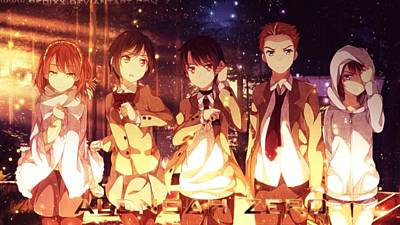 Fashion Digital Art - Aldnoah.zero by Super Lovely