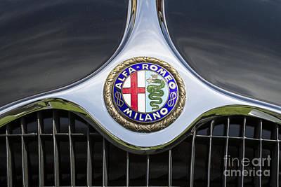 Photograph - Alfa Romeo by Dennis Hedberg