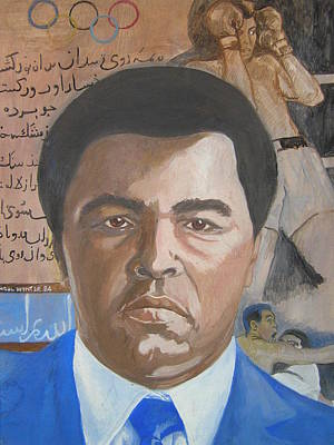 Ali Original by Nigel Wynter