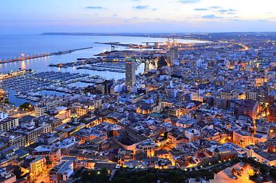 Photograph - Alicante Spain by Marek Stepan