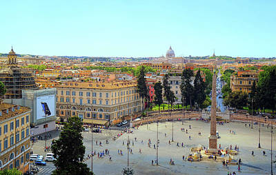 Photograph - All Of Rome by JAMART Photography
