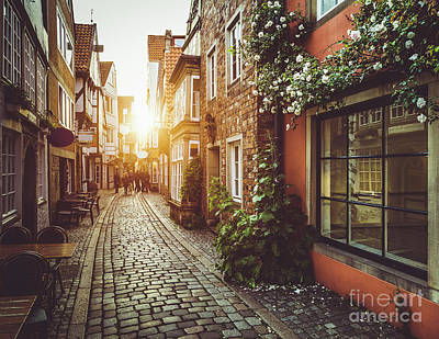 Photograph - Alley Of Dreams by JR Photography