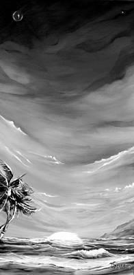 Painting - Aloha Spirit by Justin Hiatt