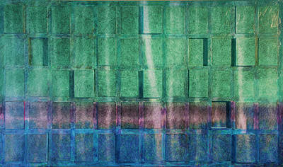 Wynwood Mixed Media - Altared Wall by Robert Stein