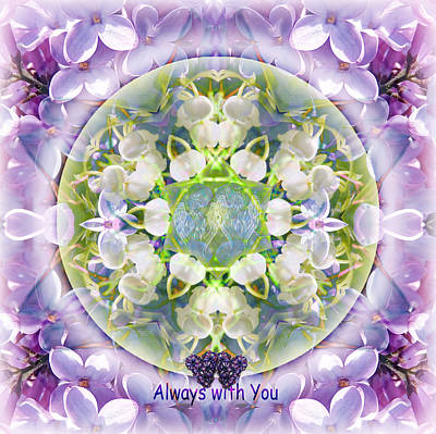 Always With You-2 Art Print