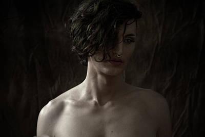 Photograph - Alyssa by Hugh Smith