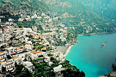 Photograph - Amalfi by Diana Angstadt