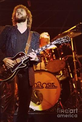 The Les Paul Guitar Photograph - Ambrosia 4 by Kevin Bohner