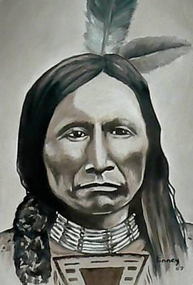 American Horse Art Print