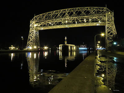 Duluth Photograph - American Integrity by Alison Gimpel