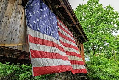 Photograph - American Pride by Edward Fielding