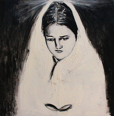 Oneness Painting - Amma by Alexander Carletti