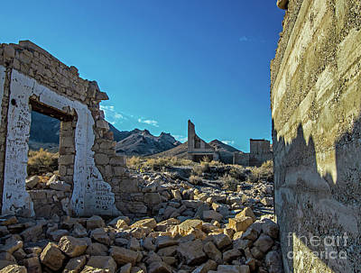 Photograph - Among The Rubble by Stephen Whalen
