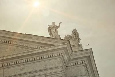 Photograph - Among The Saints by JAMART Photography