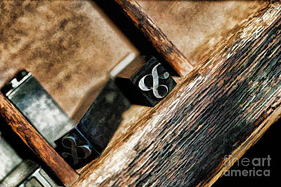 Photograph - Ampersand  by Wilma Birdwell