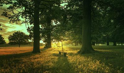 Photograph - An English Sunrise by Unsplash