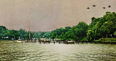 Photograph - Anchor Inn Bay by Reynaldo Williams