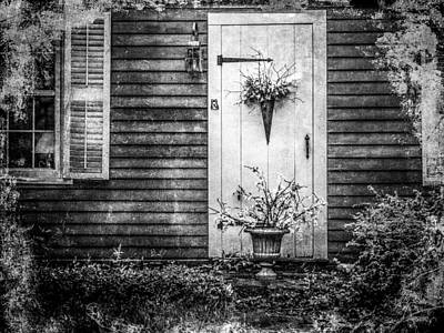 Farm House Style - Ancient Entrance by Gene Camarco
