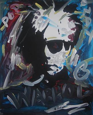 Painting - Andy Andy by Antonio Moore