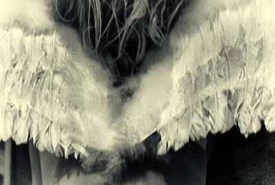 Angel Wings Photograph - Angel by Stelios Kleanthous