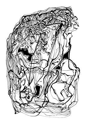 Drawing - Animals by Daniel Schubarth