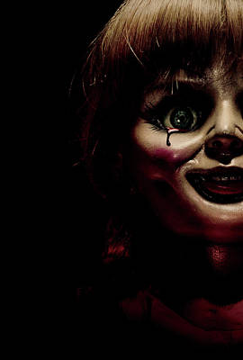 Horror Digital Art - Annabelle 2014 by Unknown