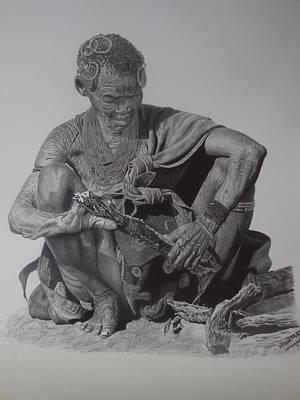 Another Day Art Print by Lemington  Muzhingi
