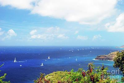 Photograph - Antigua by Gary Wonning
