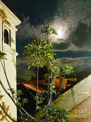 Photograph - Antigua Guatemala  by Carey Chen