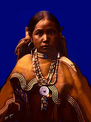 Apache Maiden Original