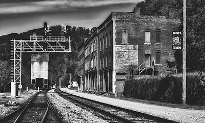 Photograph - Appalachian Coal Town by L O C
