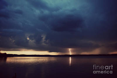 Photograph - Approaching Storm by Kelly Nowak