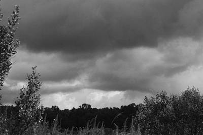 Photograph - Approaching Storm  by Warren Thompson