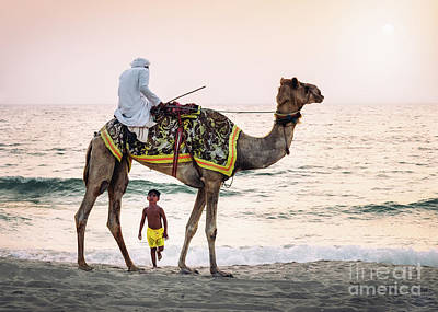 Photograph - Arabian Nights by Alexandre Rotenberg